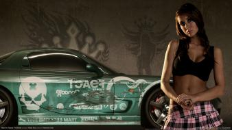 Need For Speed Prostreet Girls 2 Hd Wallpaper