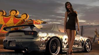 Need For Speed Prostreet Girls 6 Hd wallpaper