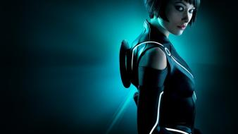 Olivia wilde in tron legacy wallpaper