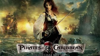 Penelope Cruz Pirates Of The Caribbean wallpaper