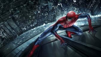 Peter Parker Amazing Spider Man wallpaper