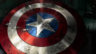 Shield Of Captain America Hd wallpaper