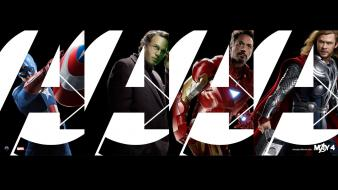 Super Heroes In Avengers Hd Wallpaper