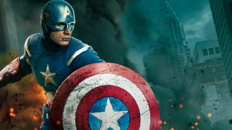 The Avengers Captain America wallpaper
