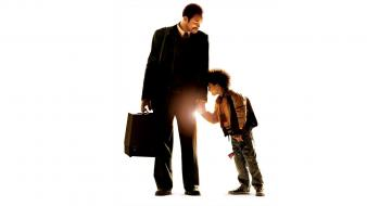 The Pursuit Of Happyness Hd wallpaper