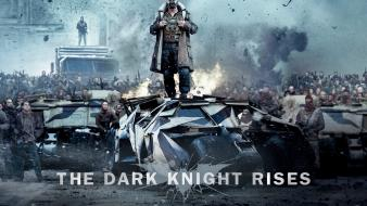 Tom hardy batman the dark knight rises wallpaper