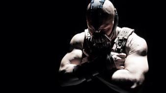 Tom Hardy In The Dark Knight Rises Wallpaper