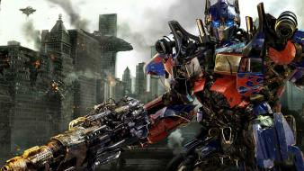 Transformers 3 Optimus Prime wallpaper