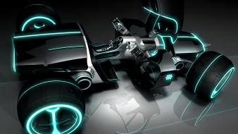 Tron Legacy Light Car Hd Wallpaper