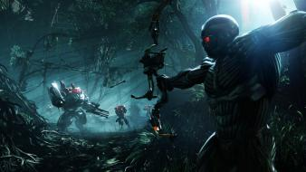 Video games crysis 3 wallpaper