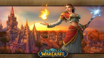 World Of Warcraft Girl Hd wallpaper