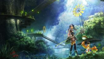 Xenoblade Chronicles Hd wallpaper