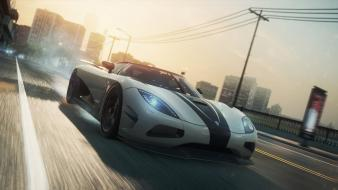 Agera r need for speed most wanted wallpaper