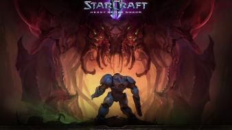 Artwork starcraft ii wallpaper