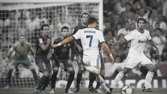 Barcelona real madrid cristiano ronaldo cf wallpaper