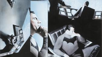 Batman comics alex ross wallpaper