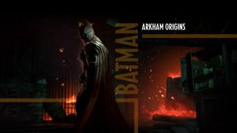 Batman origins arkham wallpaper