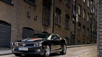 Cars chevrolet camaro 45th anniversary edition Wallpaper