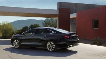 Cars chevrolet impala 2014 wallpaper