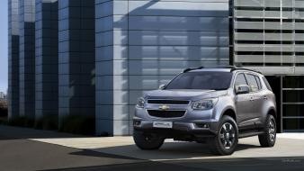 Cars chevrolet trailblazer ss wallpaper