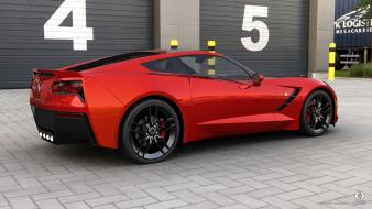 Cars corvette sports 2014 c7 wallpaper