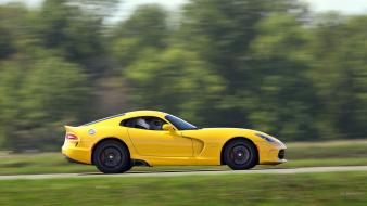 Cars dodge viper gts muscle car wallpaper