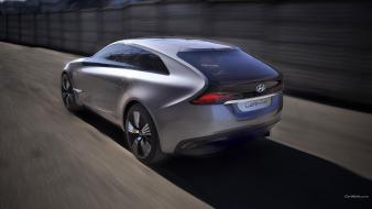 Cars hyundai i-oniq concept car wallpaper