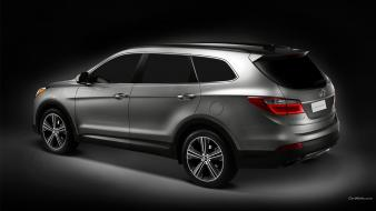 Cars hyundai santa fe Wallpaper