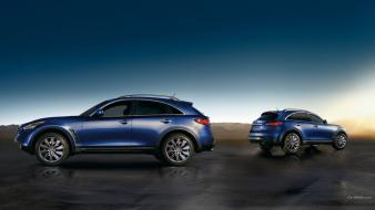 Cars infiniti fx wallpaper
