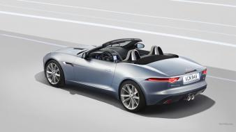 Cars jaguar 2014 f-type f type wallpaper