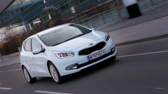 Cars kia ceed wallpaper
