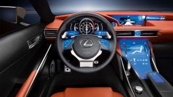 Cars lexus lf-cc Wallpaper