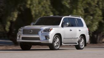 Cars lexus vx 570 wallpaper