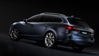 Cars mazda 6 Wallpaper