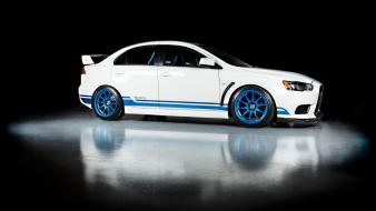 Cars mitsubishi lancer evolution x wallpaper