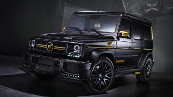 Cars tuning hamann mercedes benz g65 amg wallpaper
