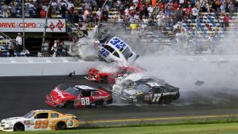 Crash nascar wallpaper
