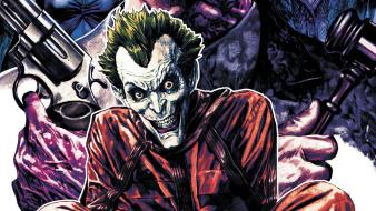Dc comics the joker wallpaper