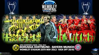 Dortmund bayern munich futbol munchen final futebol Wallpaper