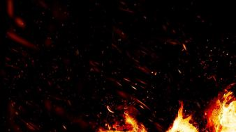 Flames video games iphone dragons dogma Wallpaper