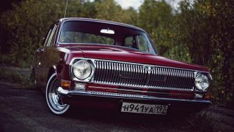 Gaz volga russian cars classic car wallpaper