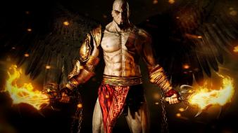 Men god of war: ascension wallpaper