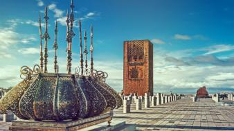 Morocco rabat wallpaper