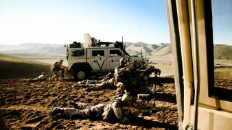 Nato norwegian isaf imv armed forces faryab Wallpaper