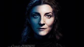 Of thrones tv series faces catelyn stark wallpaper