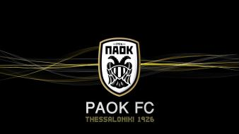 Paok fc thessaloniki 1926 Wallpaper