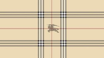 Patterns burberry designer label wallpaper