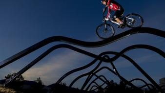 Ryan leech trial mtb bike wallpaper