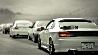S15 taillights street rear angle view iv wallpaper