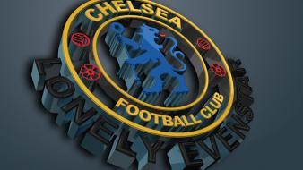 Sports soccer chelsea fc logos fussball futbol futebol Wallpaper
